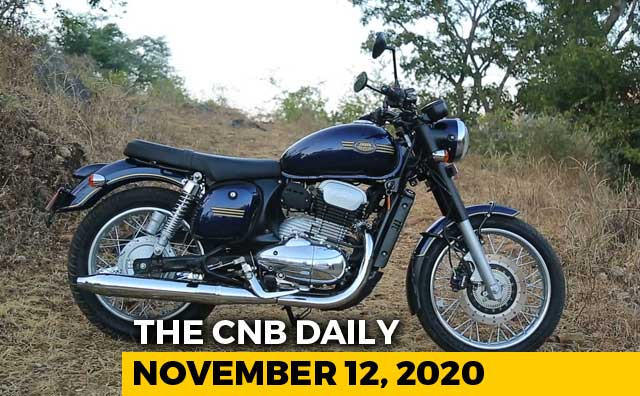 Video : Jawa 50,000 Bikes, Harley Dealer Compensation, Virgin Hyperloop