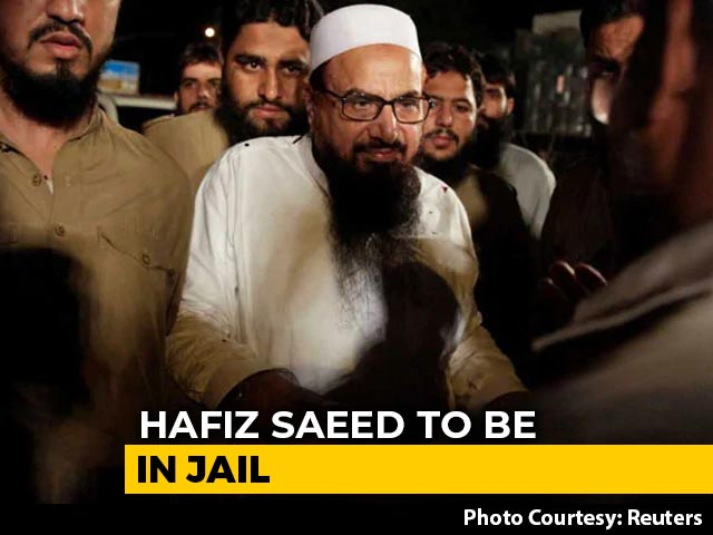 Video: 26/11 Mastermind Hafiz Saeed Gets 10-Year Jail Term In 2 Terror Cases