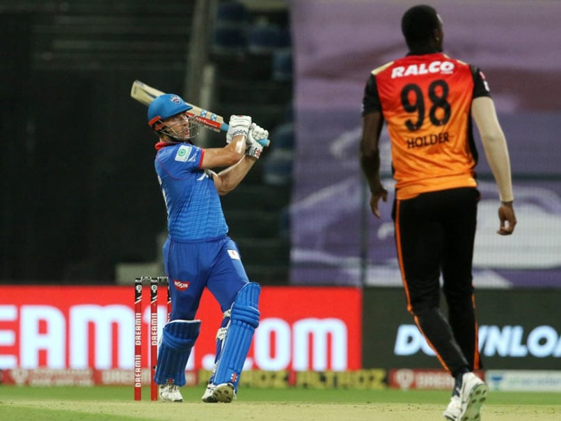 IPL 2020, Qualifier 2, DC vs SRH: Jason Holder Drops Marcus Stoinis, Gets Smashed For 18 In An Over. Watch