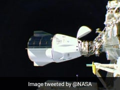 SpaceX Crew Dragon Docks With International Space Station