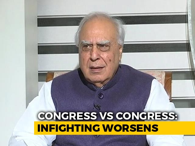 Video : Congress Didn't Want Us To Campaign In Bihar: Sources Close To Dissenters