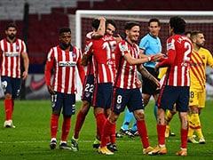 La Liga: Atletico Madrid Edge Past Barcelona To Earn Title Boost