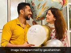 गौहर खान ने बॉयफ्रेंड जैद दरबार के साथ की सगाई, इस दिन शादी के बंधन में बंधेंगी एक्ट्रेस- देखें Photos