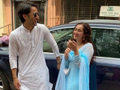 """Actor Shaheer Sheikh And Ruchikaa Kapoor Are Married: """"Off On An Adventure Called Forever"""""""