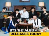 Video: BTS Releases Their Fifth Album 'BE'