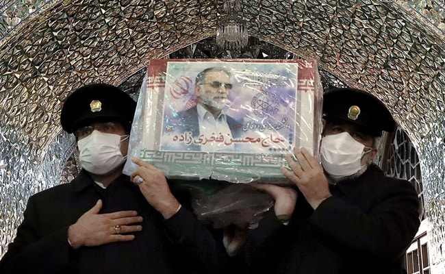 Iran To Give 'Calculated' Response To Nuclear Scientist Killing: Official