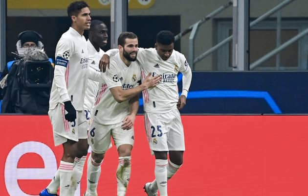 CL: Real Madrid Back On Track After Win Over 10-Man Inter