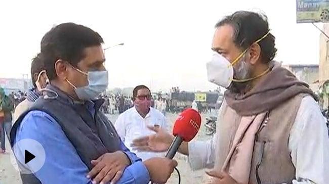 To fight against the anti-farmer law, to put pressure on the government: Yogendra Yadav – किसान विरोधी कानून के खिलाफ संघर्ष करना है, सरकार पर दवाब डालना है : योगेंद्र यादव वीडियो – हिन्दी न्यूज़ वीडियो एनडीटीवी ख़बर