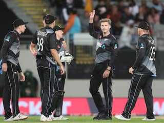 New Zealand Defeat West Indies By 5 Wickets In First T20I