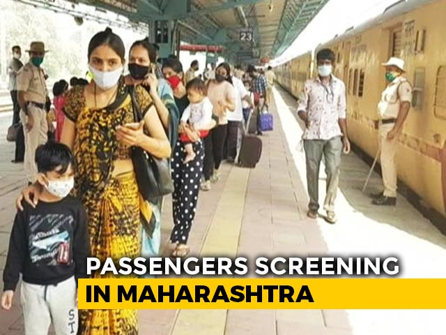 Video : Maharashtra Makes Covid Report Must For People Travelling From Delhi, 3 Other States