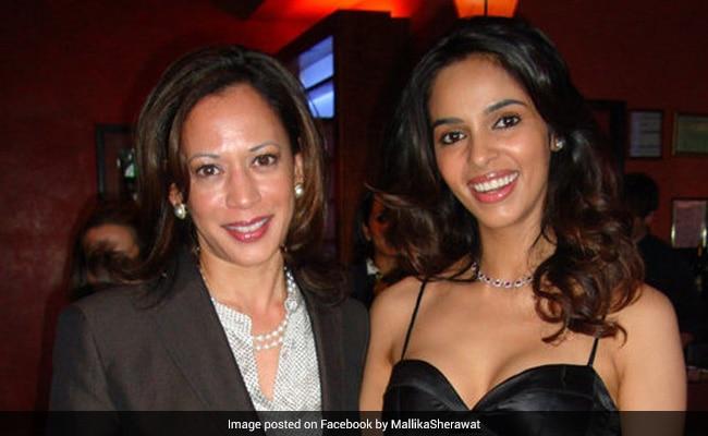 Mallika Sherawat's Old Tweet On Kamala Harris Is Remarkably Farsighted