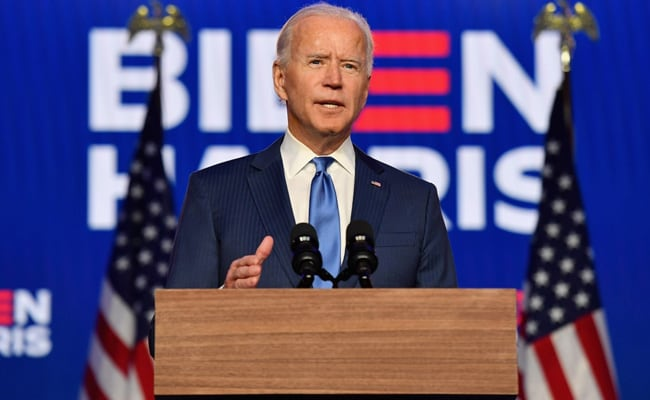 'My Responsibility As President Will Be...': Biden As He Sees Clear Win
