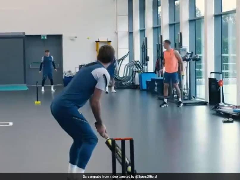 Harry Kanes Clean Ball Striking Draws Praise From Ben Stokes. Watch