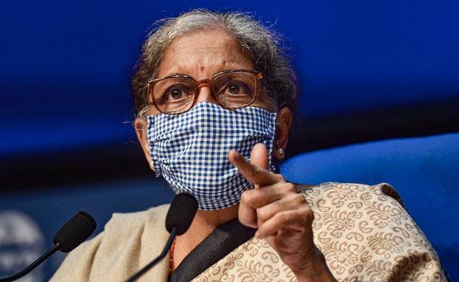 Finance Minister Nirmala Sitharaman Announces Atmanirbhar Bharat 2.0 Measures To Revive Economy