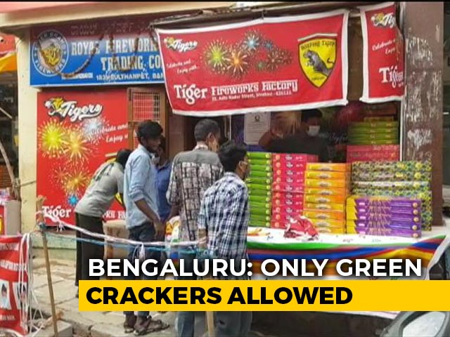 "Video : ""Business Is Dull... People Are Confused"": A Muted Deepavali In Bengaluru"