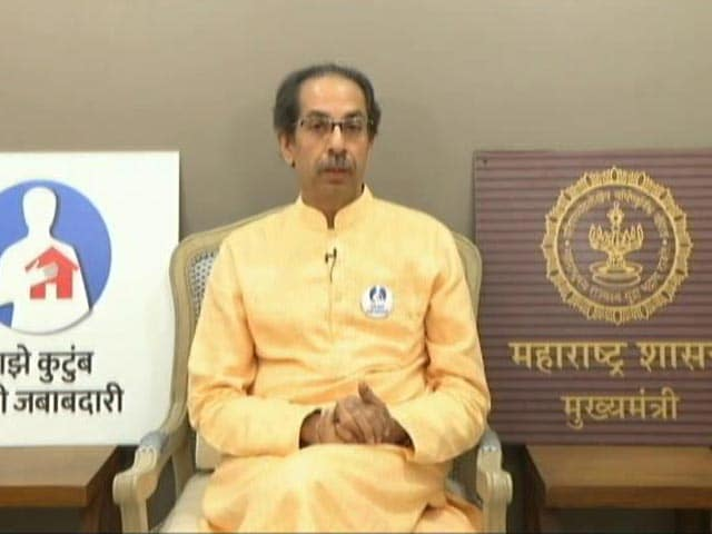 Video : Prepare For Lockdown, Covid Rules Not Being Followed, Says Uddhav Thackeray, And Other Top Stories