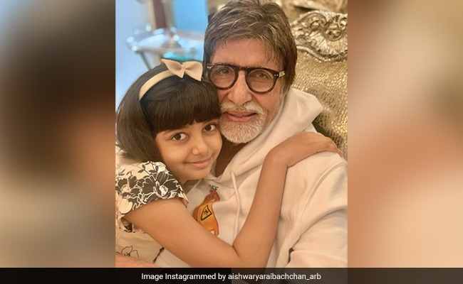 Amitabh Bachchan's Birthday Wish For Aaradhya Is As Cute As They Are