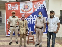 दिल्ली : महिला का फोन व पैसे छीनकर फ्लाईओवर की कैविटी में घुसा झपटमार, पुलिस ने ऐसे पकड़ा