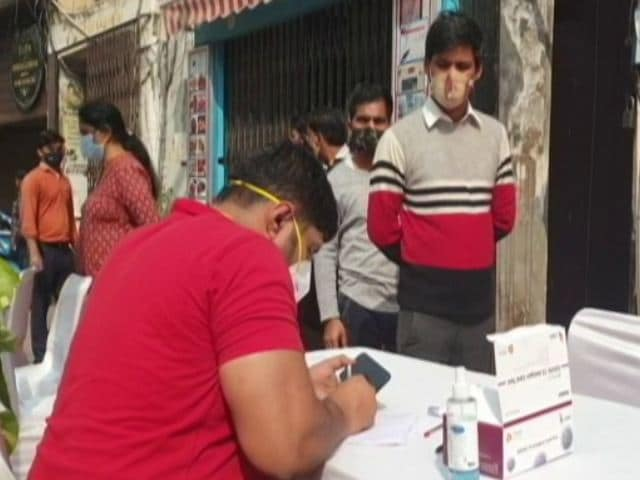 Video : Amid Spike In Covid Deaths, Delhi Orders Steps To Control Third Wave