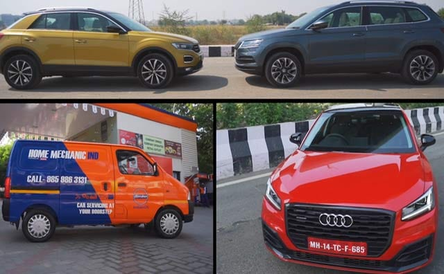 Videos : Raftaar Rebooted Ep 18 | Skoda Karoq | VW T-Roc | Audi Q2 | IOC Home Car Service Hindi हिन्दी