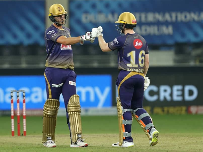 IPL 2020, KKR vs RR: Eoin Morgan, Pat Cummins Star As Kolkata Knight Riders Thrash Rajasthan Royals To Keep Playoff Hopes Alive