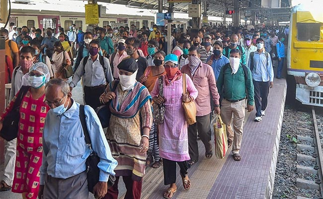 'Not Possible To Give Definite Date': Railways On Normal Train Services