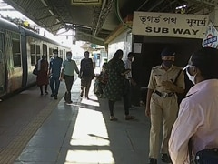 Local Trains Back In Bengal After More Than Seven Months