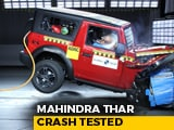 Video : 2020 Mahindra Thar Receives A 4 Star Safety Rating: Safest Off-roader In India