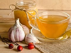 Garlic Tea For Diabetes: How To Make It? Expert Shares Benefits, Recipe And Dosage