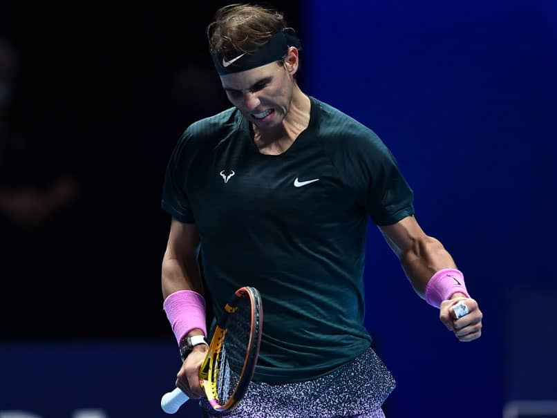 Rafael Nadal Cruises At ATP Finals As Dominic Thiem Takes Revenge Against Stefanos Tsitsipas