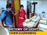 Video : Muted Diwali Celebration In Tamil Nadu Amid Pandemic