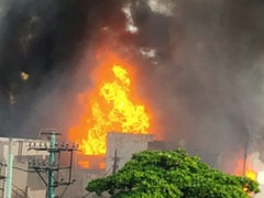 Fire At Chemical Factory In Bengaluru, 20 Fire Engines On Spot