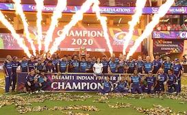 IPL 2020 MI vs DC Final Match: दिल्ली को 5 विकेट से हराकर मुंबई बना पांचवीं बार आईपीएल चैंपियन