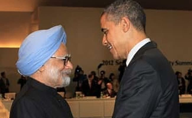 Obama Praised Manmohan Singh, No Mention Of PM Modi: Shashi Tharoor - NDTV