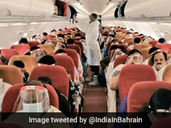 Air India Flight Departs From Bahrain To Chennai As Part Of Vande Bharat Mission