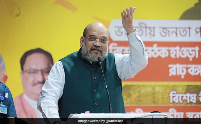 Amit Shah Stooping So Low Shows India In Poor Light: J&K Congress Leader