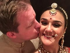 "Reunited With Gene Goodenough, Preity Zinta Says ""Longest Ever"" Karwa Chauth Was ""Worth It"""