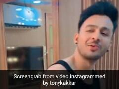टोनी कक्कड़ ने Laila गाने पर किया धमाकेदार डांस, देखें VIDEO