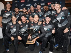 New Zealand Win Series 2-0 As 3rd T20I vs West Indies Washed Out