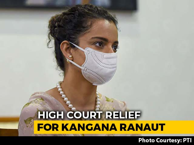 "Video : Kangana Ranaut Bungalow Demolished In ""Malice"", She Will Get Damages: Court"