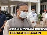 "Video : Assam Minister Hints At ""Larger Solution"" Amid Mizoram Border Deadlock"