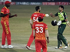PAK vs ZIM: Pakistan Thump Zimbabwe To Clinch T20I Series