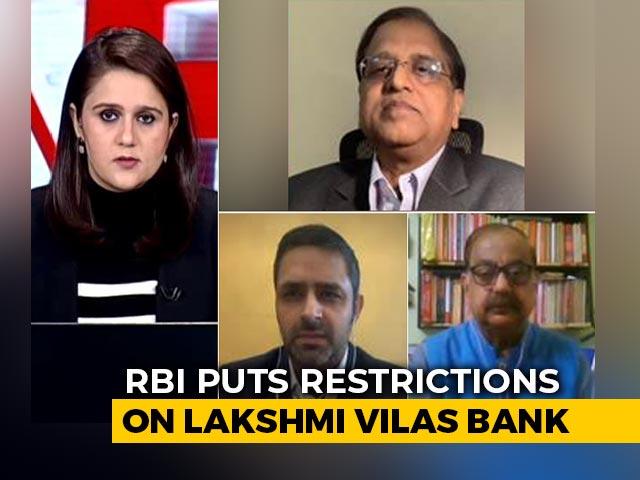 Video : Moratorium On Lakshmi Vilas Bank: How Can You Keep Your Money Safe?