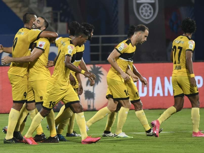 Photo of Aridane Santana's Penalty Guides Hyderabad To 1-0 Win Over Odisha