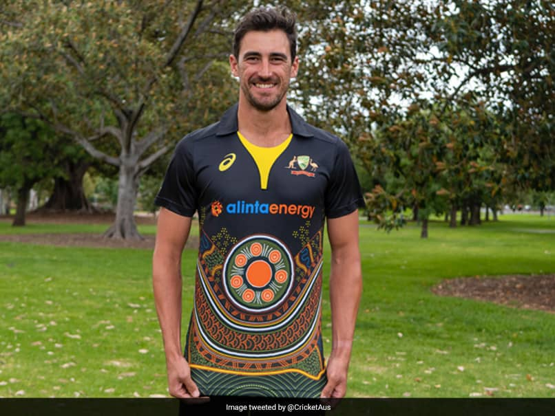 Australia vs India: Australia Mens Team To Wear Indigenous Shirt In Upcoming T20Is Against India