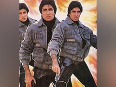 "Amitabh Bachchan Shares His Look From A ""Film That Never Got Made"""