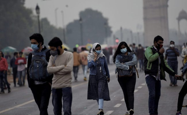 At 4.1 Degrees, Delhi Sees Coldest Morning This Season