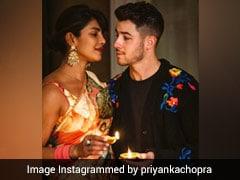 प्रियंका चोपड़ा ने निक जोनास के साथ इस तरह सेलिब्रेट की दिवाली, दिए संग Photo की शेयर