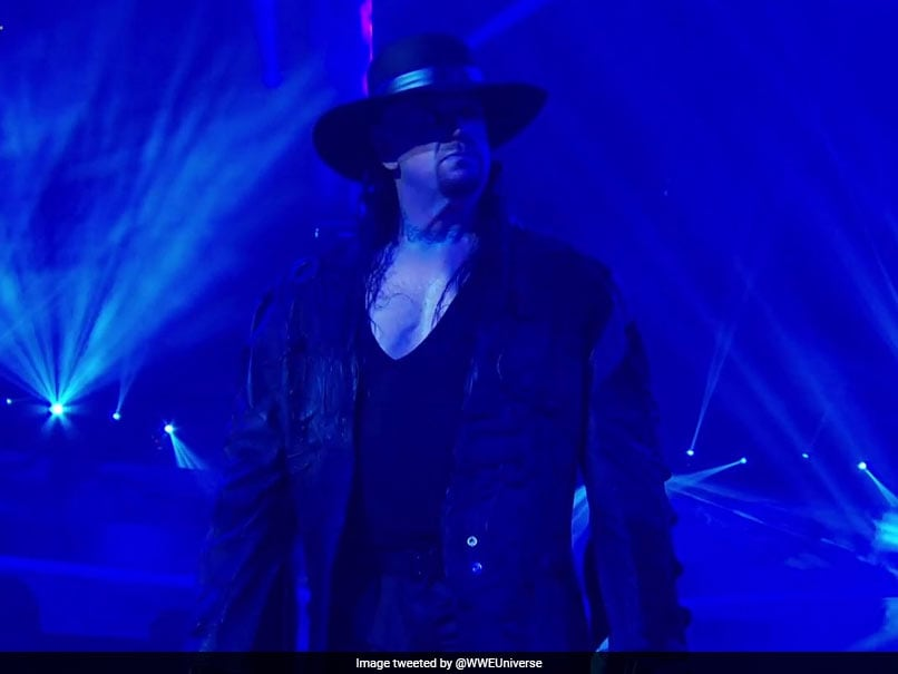 """""""My Time Has Come"""": The Undertaker Gets Epic Final Farewell At Survivor Series"""