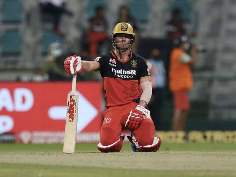 IPL 2020: AB de Villiers Apologises To RCB Fans After Loss To SRH In Eliminator